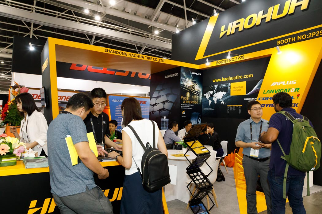 Tyrexpo Asia Exhibition